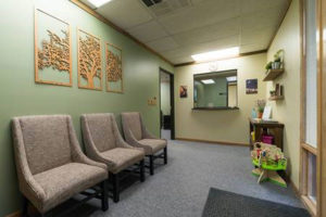 Arbor Psychology waiting room