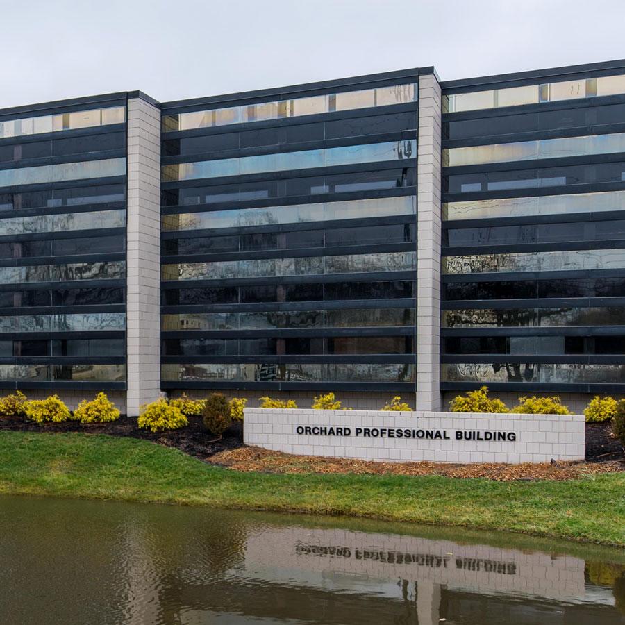 Ann Arbor Clinic Exterior