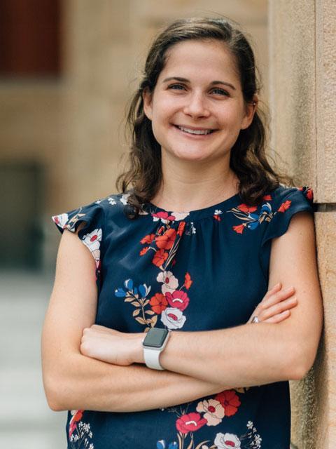 Miriam Goldstein, Ph.D.